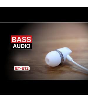 Наушники внутриканальные Earldom ET-E12 с микрофоном