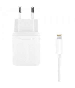 Сетевое Зарядное Устройство Breaking (+ каБель) Apple 8 pin Lightning (2A)