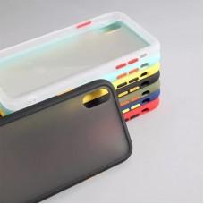 Крышка Samsung A015f (A01) Paik с цветными краями