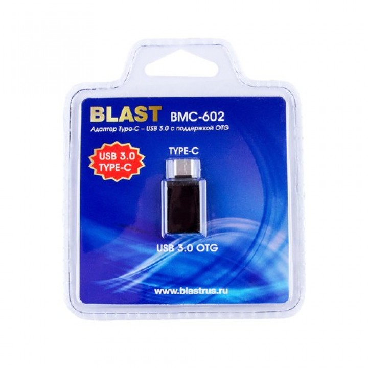 Usb Otg адаптер Blast (Type C - Usb) BMC-602