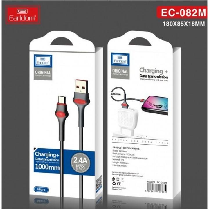КаБель Micro Usb Earldom EC-082M (1м)