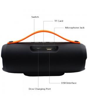 Колонка Активная JBH ChargeE13 (Bluetooth , Fm , Flash)