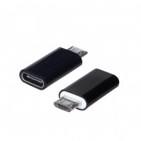 Переходник Micro USB на Type-C (USB-C) Earldom ET-TC09