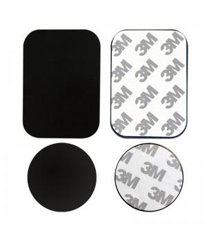 Комплект пластин для магнитного держателя Earldom EH87