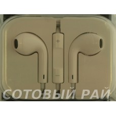 Гарнитура EuroPods iPhone 5 White Originals