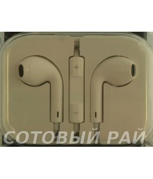 Гарнитура EuroPods iPhone 5 White Originals