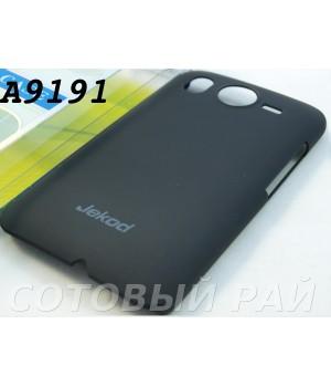 Крышка HTC Desire Hd A9191 Jekod пластик Черная