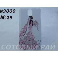 Крышка Samsung N9000/N9005 (Note 3) ipSky №29