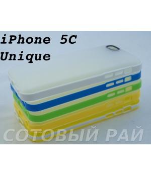 Бампер + крышка iPhone 5/5S Unique