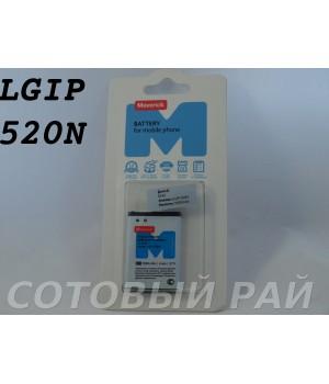 Аккумулятор LG LGIP-520N BL40 / GD900 (1000mAh) Maverick