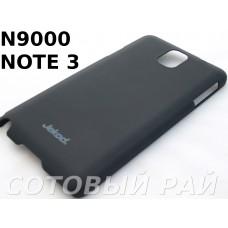 Крышка Samsung N9000/N9005 (Note 3) Jekod пластик (Черная)