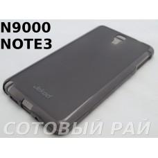 Крышка Samsung N9000/N9005 (Note 3) Jekod силикон (Серая)