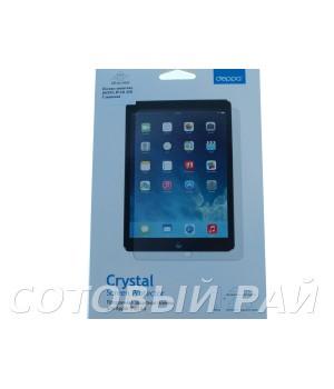 Защитная пленка Apple iPad Air Deppa Глянцевая