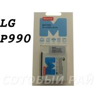 Аккумулятор LG FL-53HN P990 Optimus 2X (1500mAh) Maverick