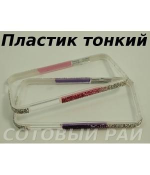 Бампер iPhone 5/5S Пластик Тонкий