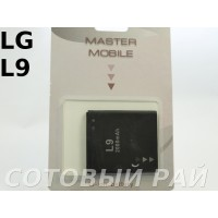 Аккумулятор LG BL-53QH L9 / P760 / P765 / P875 (2150mAh) MasterMobile