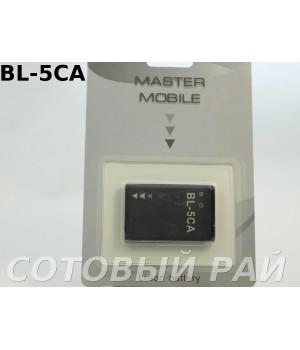 Аккумулятор Nokia BL-5CA 1110 , 2300 , 2700 , 3120 (700mAh) MasterMobile