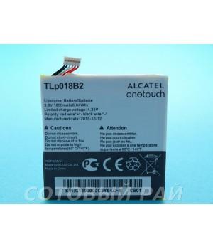 Аккумулятор Alcatel (Tlp018B2) 6030D/6030X/7025D (1800mAh) Original