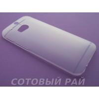 Крышка HTC One2 (M8) Ультратонкая (Белая)