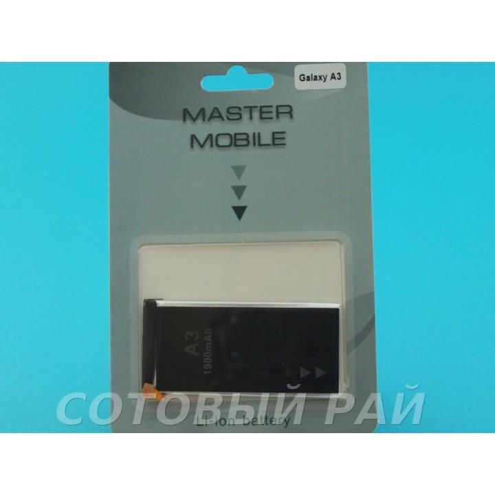 Аккумулятор Samsung EB-BA300ABE A300f (Galaxy A3) (1900mAh) MasterMobile