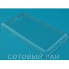 Крышка Samsung G355h (Core 2) Силикон TPU (Прозрачный)