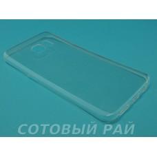 Крышка Samsung G935f (S7 Edge) Силикон Paik Thin (Прозрачный)