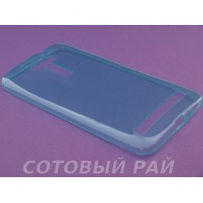 Крышка Asus Zenfone 2 Laser (ZE601KL) Just Slim (ГолуБая)