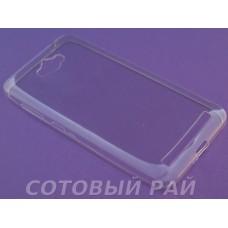 Крышка Asus Zenfone Max (ZC550KL) Just Slim (Прозрачная)