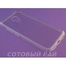 Крышка Meizu M3 Mini (M3s,Meilan 3) Just Slim Силикон (Прозрачная)