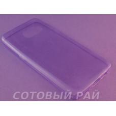 Крышка Samsung G930f (Galaxy S7) Just Slim Силикон (Фиолетовая)