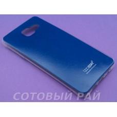 Крышка Samsung A310f (A3-2016) Boostar (Синяя)