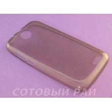 Крышка HTC Desire 310 (V1) Just Slim (Серая)