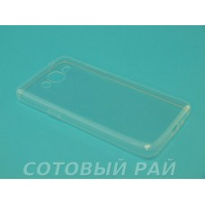 Крышка Samsung G532f (J2 Prime) iBox Crystal (Прозрачная)