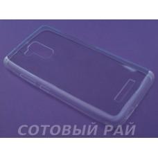 Крышка Asus Zenfone 3 Max (ZC520TL) Just Slim (Прозрачная)