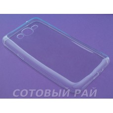 Крышка Samsung G532f (J2 Prime) Just Slim Силикон (Прозрачная)