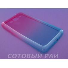 Крышка Samsung G532f (J2 Prime) iBox Crystal (Градиент)