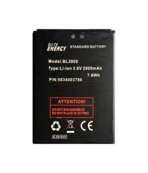 Аккумулятор Fly BL3809 IQ459 Quad Evo Chic 2 (2000mAh) Partner