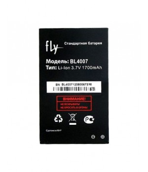 Аккумулятор Fly BL4007 DS123 (1750mAh) Partner