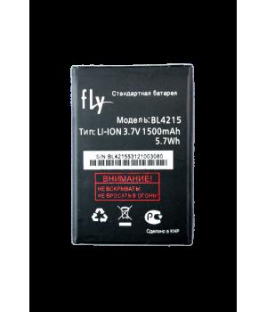 Аккумулятор Fly BL4215 , BL4233 Q115 / MC180 / B501 / MC181 (1500mAh) Partner