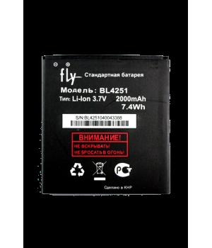 Аккумулятор Fly BL4251 IQ450 Horizon / Horizon 2 (2000mAh) Partner