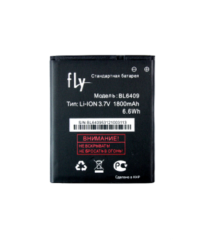 Аккумулятор Fly BL6409 IQ4406 Era Nano 6 (1800mAh) Partner