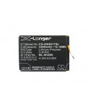 Аккумулятор Fly BL-N3200 IQ457 Quad Universe (3200mAh) Partner