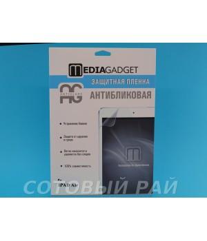 Защитная пленка Apple iPad Air MediaGadget АнтиБликовая