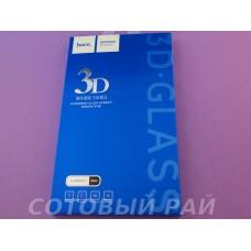 Защитное стекло Apple iPhone 7 Hoco 3D (Черное)