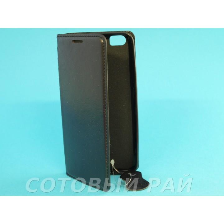 Чехол-книжка Xiaomi Mi5 Book Case с визитницей (Черный)