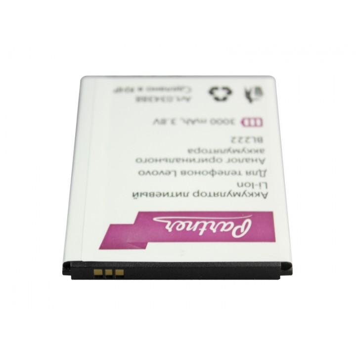 Аккумулятор Lenovo BL222 S660 (3000mAh) Partner