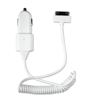 АвтомоБильное Зарядное Устройство Partner Apple 30 pin (1A)