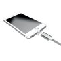 КаБель Apple Lightning 8 pin Partner Магнитный (Нейлон, 1 м)