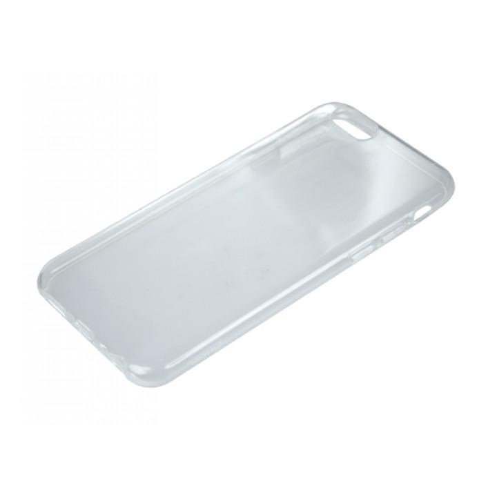 Крышка Apple iPhone 5/5S Partner Силикон 0,6mm (Прозрачная)