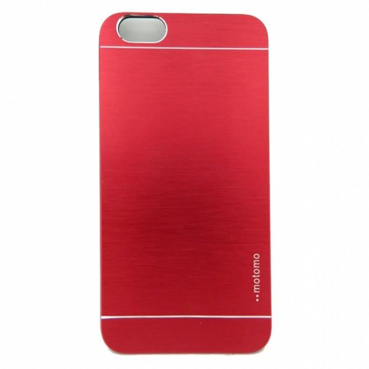 Крышка Apple iPhone 6 Plus Motomo (Красная)